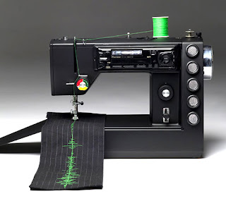 sewing radio