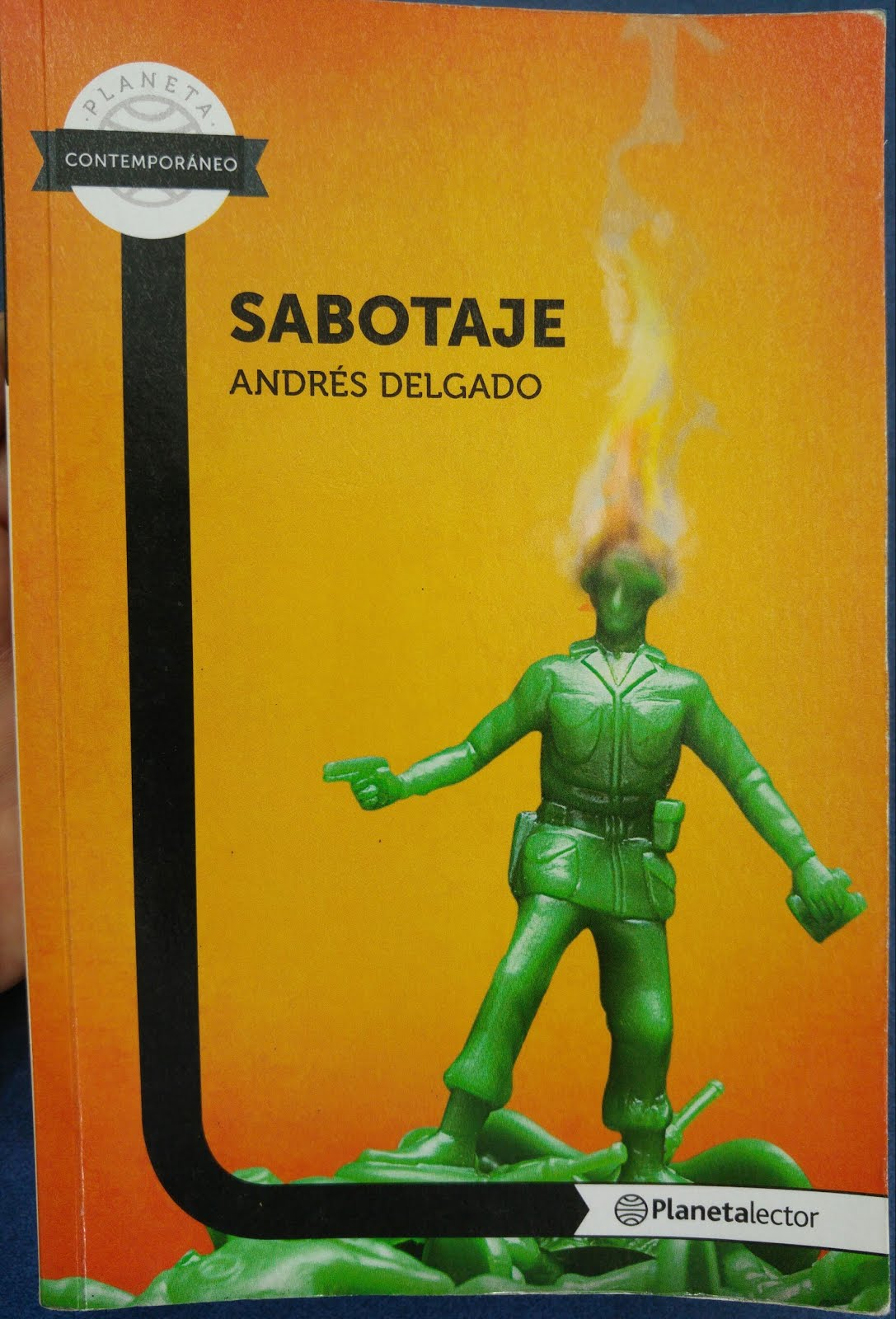 Sabotaje en Planeta lector