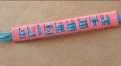 Pulseiras de elasticos com fargo passo a passo patchwork