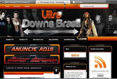 Ultra Downs Brasil tema