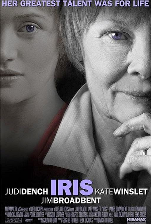 Iris 2001 film poster