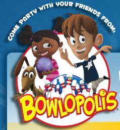 Free Bowlopolis Bowling Party for Kids at Brunswick Bowling on 6/2/12