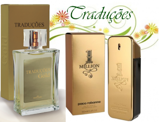 Essência do Perfume 1 Million | Traduções Gold nº 19 Masculino