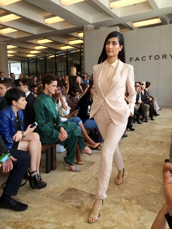 בלוג אופנה Vered'Style - תצוגת האופנה של פקטורי 54 לאביב קיץ 2014