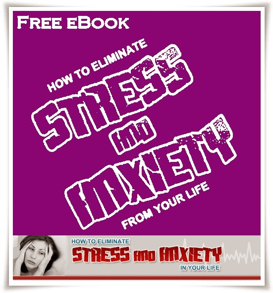 How To Eliminate Stress - Free eBook