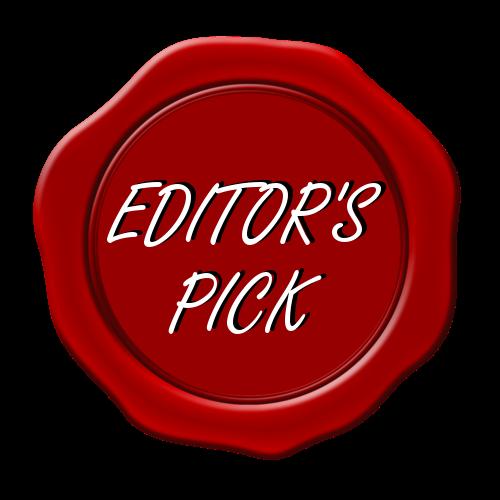 Evernight Editor's Pick Award