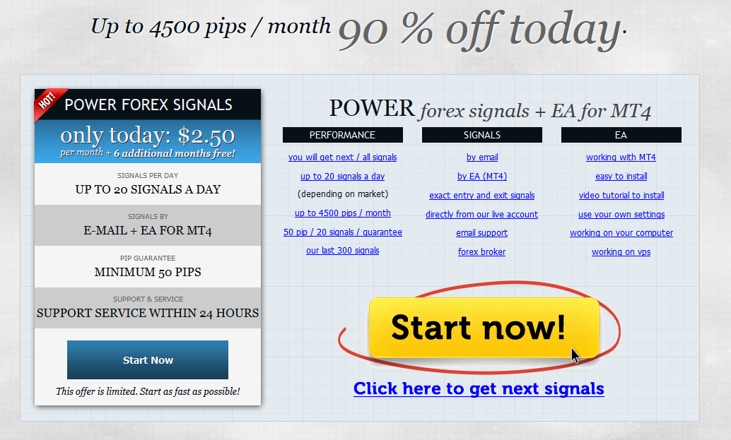 35pip forex signals