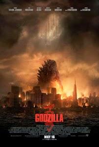 Poster original de Godzilla