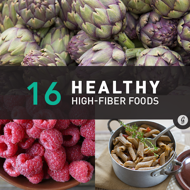 16 Most Amazing High Fiber Food - Food and Dietary