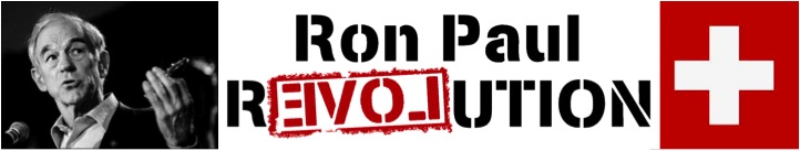 Swiss for Ron Paul