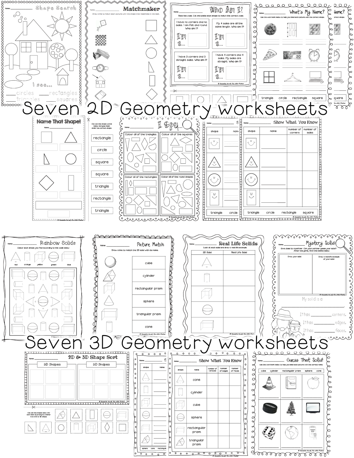Did You Hear About Math Worksheet 3 10 Answer fun with firsties – Did You Hear About Math Worksheet