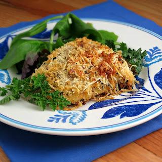 Baked Garlic Parmesan Chicken | Alida's Kitchen