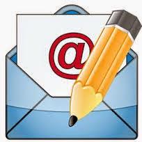 Singkatan singkatan pada saat mengirim Email