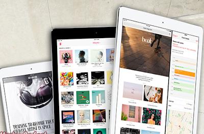 Harga Dan Spesifikasi iPad Pro Tablet Ram 4GB Terbaru