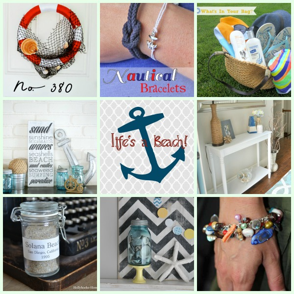 "8 Blogs 8 Awesome ""Beachy"" ideas that will rock your world!!!"
