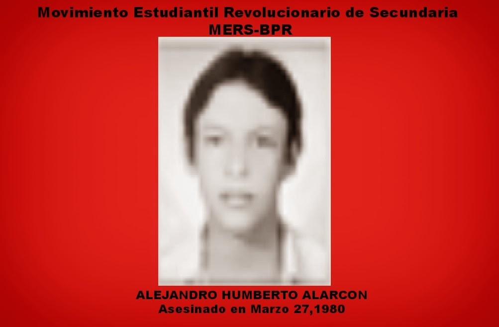 MERS MOVIMIENTO ESTUDIANTIL REVOLUCIONARIO DE SECUNDARIA BPR 1975-2014
