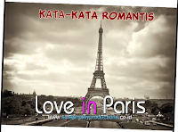 Kata-kata Romantis Love In Paris