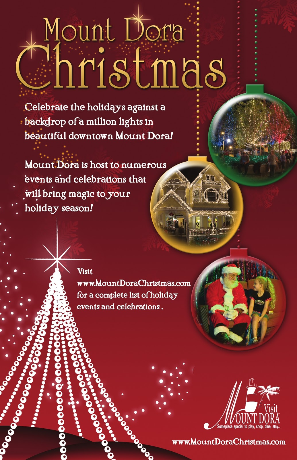 What To Do In Mount Dora: Celebrate a Mount Dora Christmas