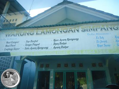 Warung Lamongan Simpang, Badak 20, Muara Badak, Kalimantan Timur
