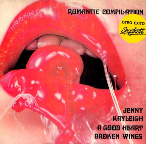 Buelax Discografia: Romantic Compilation