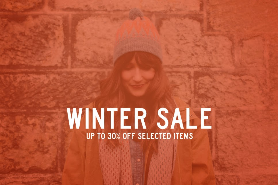 Winter Sale - Scottish Knitwear