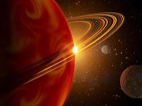 Planet Berevolusi Terhadap Matahari