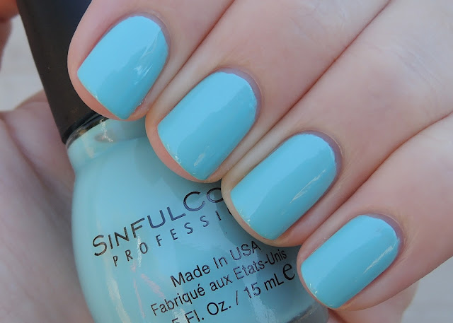 SinfulColors Summer S-Cool