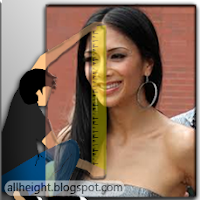 Nicole Scherzinger Height - How Tall
