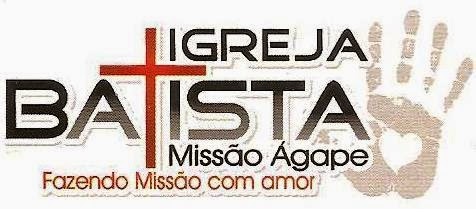 APOIO DA IGREJA BATISTA MISSÃO ÁGAPE
