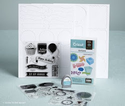 NEW EXCLUSIVE ARTISTE CRICUT COLLECTION (Available only through Close To My Heart)