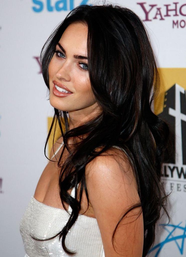 Hairstyle Photo Megan Fox Hairstyles Hair Gallery