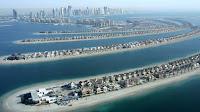 Dubai Palm Jumeirah Island