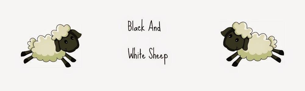 Blackandwhitesheeps