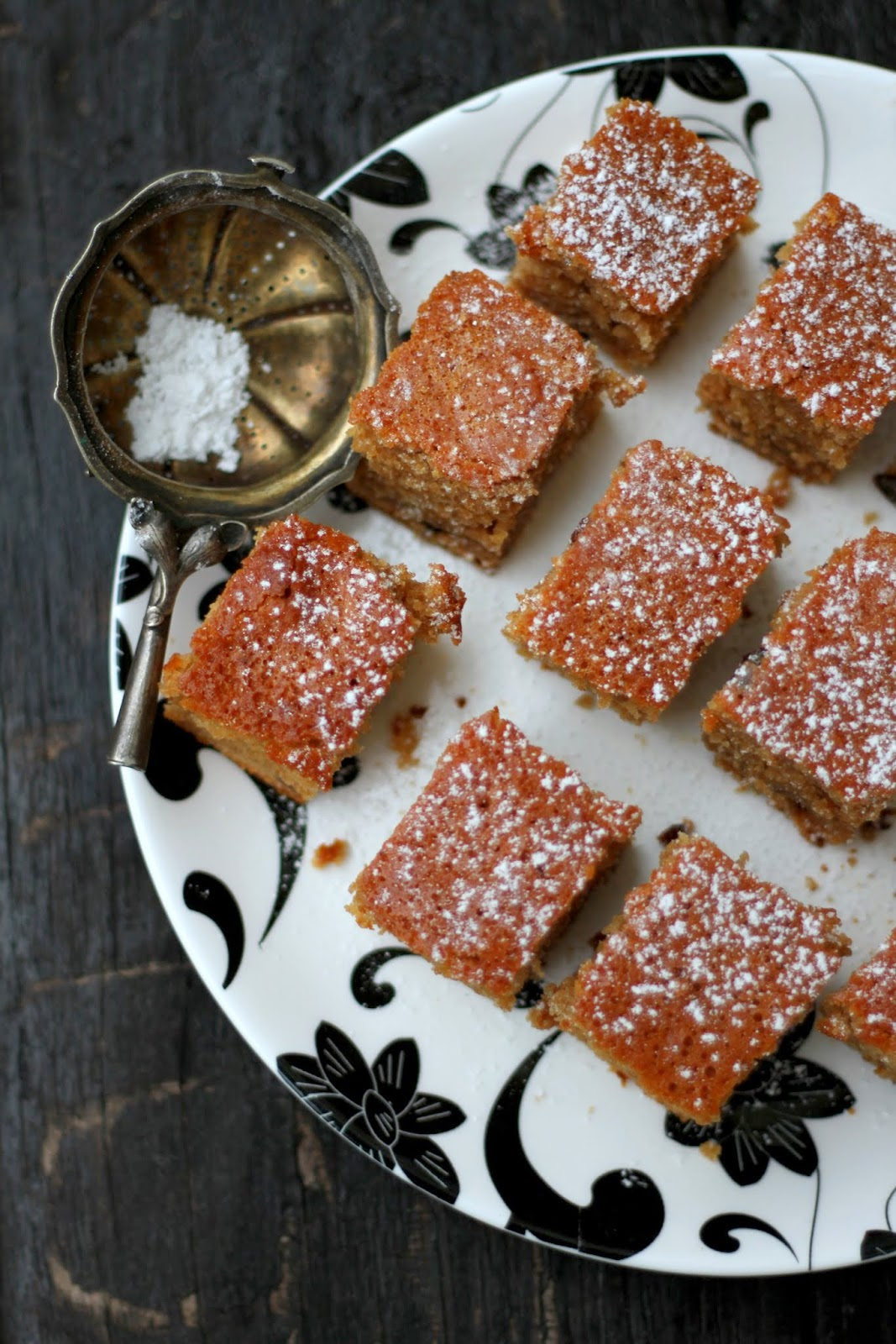 Majestic And Moist Honey Cake Recipe — Dishmaps