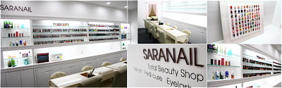 Saracen Nail Online Mall, Nail academy for nail artist in Korea