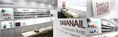 Saracen Nail Online Mall, Nail academy for nail artist in Korea