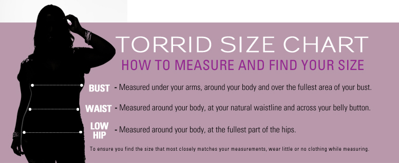 The meaning of torrid