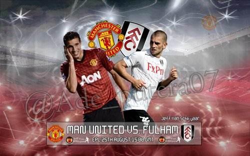 Jadwal Siaran Langsung (Trans TV) Manchester United vs Fulham Piala FA