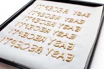 Napis za kostanjevo rolado