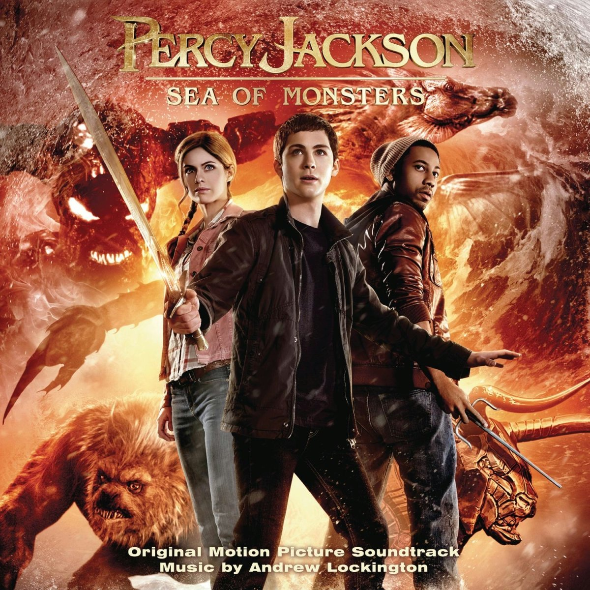 Percy Jackson Sea Monsters