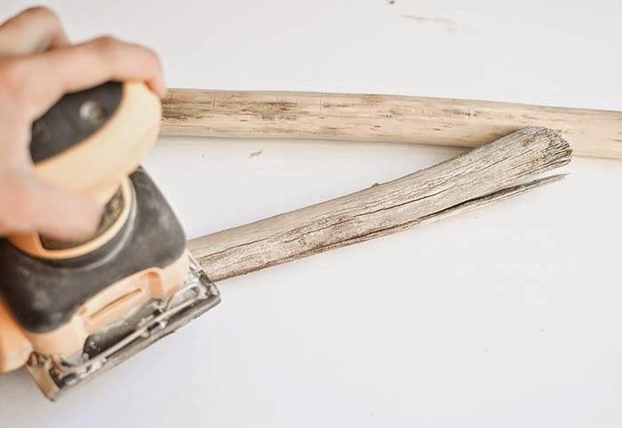 DIY, Como Hacer una Escalera Decorativa de Madera