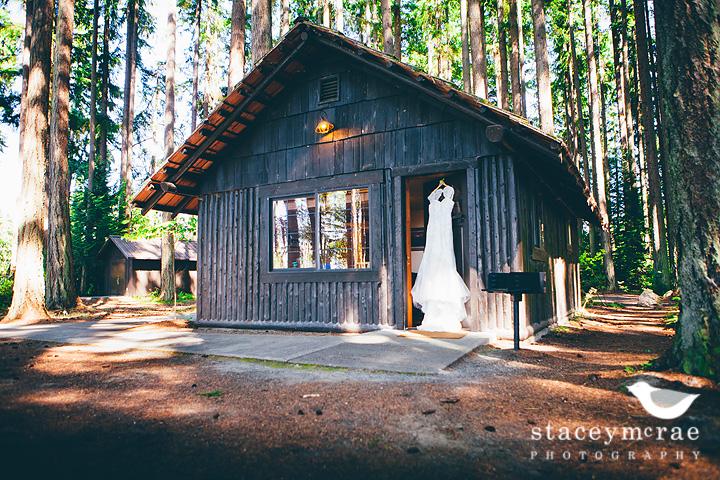 Memorial county park wedding