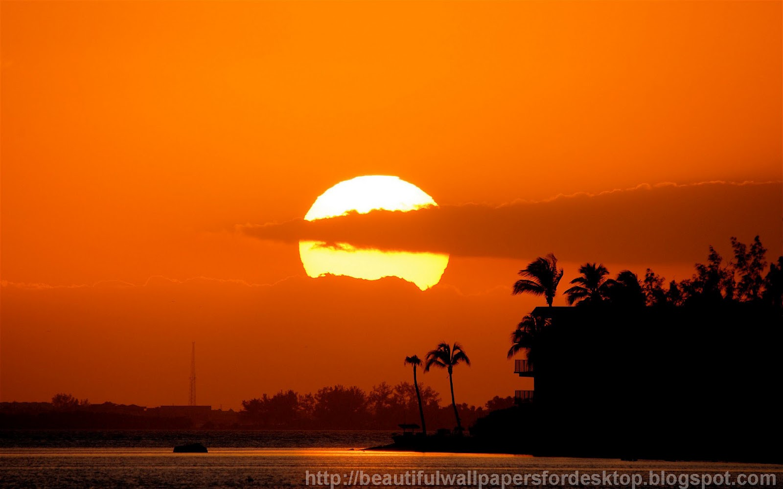 beautiful sunset wallpapers for - photo #25