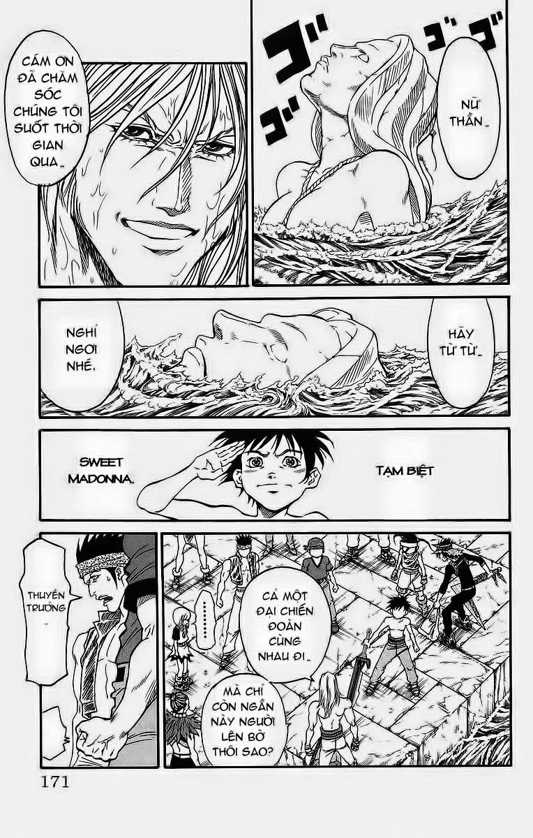 Vua Trên Biển – Coco Full Ahead chap 240 Trang 4 - Mangak.info