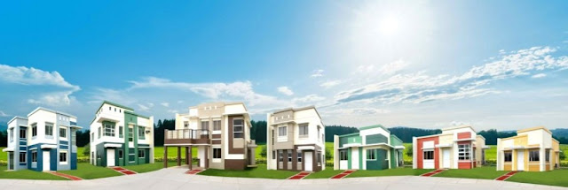 Houses available at Washington Place Cavite