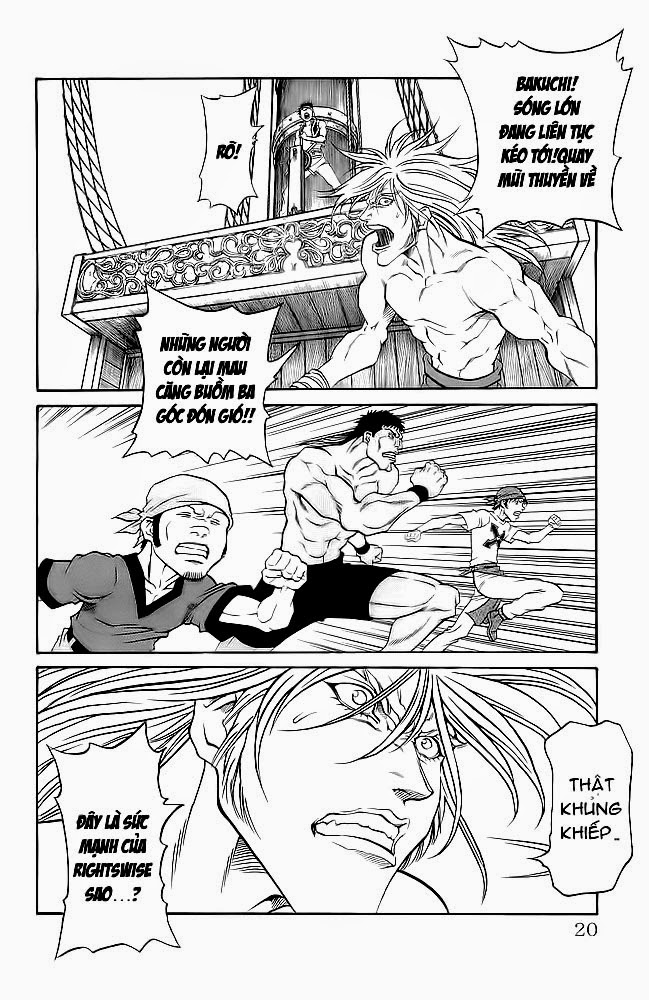 Vua Trên Biển – Coco Full Ahead chap 214 Trang 12 - Mangak.info