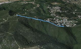 Recorregut: Ca n'Armengol-Puig d'Agulles