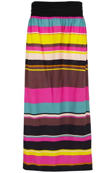 faldas largas 2011