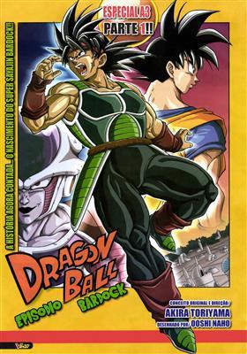 Revista Dragon Ball Episódio Bardock Capitulo 02 PT-BR