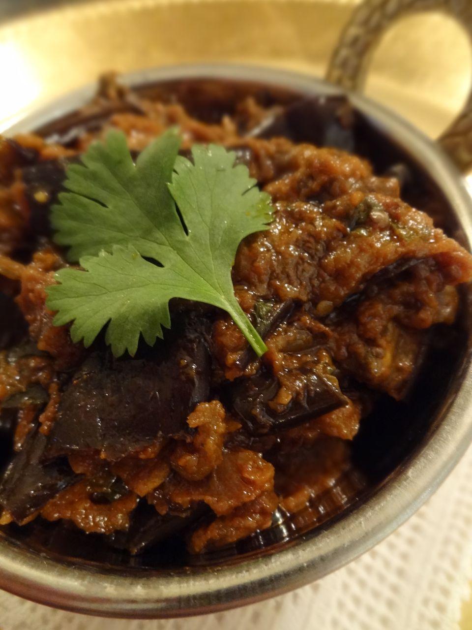 Scrumpdillyicious eggplant bharta a classic north indian dish eggplant bharta a classic north indian dish forumfinder Gallery